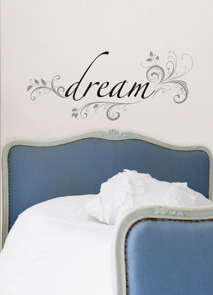 Dream Quote Wall Art Sticker